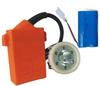 Miner's Lamp Battery -- HETER-3.6V-6Ah