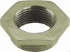 Nickel-Plated Brass Metric Thread Reducers -- 6102420
