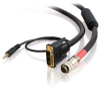 6ft RapidRun® Digital DVI-D™ + 3.5mm Audio Active Flying Lead -- 2212-42437-006 - Image