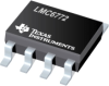 LMC6772 Dual MicroPower Rail-to-Rail Input CMOS Comparator with Open Drain Output -- LMC6772AIM -- View Larger Image