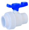 Colonial Single Union Ball Valves -- 18257