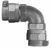 Quarter Bend Union With Mueller® Pack Joint Connection -- P-15526N