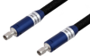 VNA Ruggedized Test Cable 3.5mm Male to 3.5mm Male 27GHz 36 Inch Length, RoHS -- PE3VNA2603-36 -Image