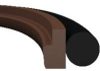 Metric Piston Seals -- TLSS Series -- View Larger Image