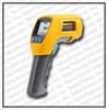 Infrared and Contact Thermometer -- Fluke 568