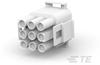 Rectangular Power Connectors -- 350720-4 -Image