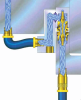 Universal Instant-Connect™ Waterline System -- EPM-5010