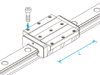 Linear Motion Guide HSR -- HSR45HA -Image