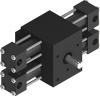 Dual Rack Indexing Actuator -- X12 - Image