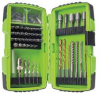 Electricians Drill Driver Kit,68 Pc -- 11L585