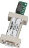 Async RS-232 to RS-485 Interface Bidirectional Converter, DB9 Female to Terminal Block -- IC1620A-F