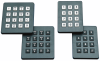 Conductive Rubber Dome Keypads -- Series 96 - Image