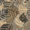 Allover Leaves Jacquard Fabric -- K-Woodland - Image