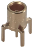 RF Coaxial Board Mount Connector -- 82MCX-75-0-4 -Image