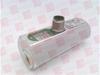 BIELOMATIK 300-20-683 ( 300-20-683, 300-20-683, FLOW REGULATOR, 1.00 DISCHARGE RATE, 24VDC, 100 BAR PRESSURE, G 1/4IN PIPE FITTING ) -Image