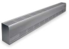 Architectural Baseboard Heater,36In,120V -- 2KMK4 - Image