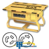 Leviton Power Distribution Box GFCI-Protected Receptacles.. -- PB101-SGF - Image