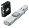EZS II Series Motorized Linear Slides -- ezs4d055m-c