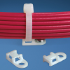 Tie Anchor : Mounts Used With Cable Ties : Screw Applied -- TA1S8-M0