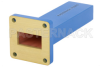 2 Watts Low Power Precision WR-102 Waveguide Load 7 GHz to 11 GHz -- PE6816 - Image