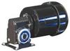 AC Gearmotor,Inverter Duty,330 RPM,230V -- 6VEP2
