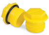 BL Series - UNF Standard Threaded Plugs (O - Ring Optional) -- Item # BL4A -Image