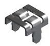 Vertical Entry Mini Auto Blade Fuse Clip -- 3564