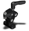 Rocker Clamp w/ Adjustable Handle - 45 mm -- QLRE-06 - Image