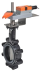 Butterfly Valve -- F6100HDU+GRX24-3 -- View Larger Image