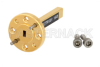 0.6 Watts Low Power Instrumentation Grade WR-12 Waveguide Load 60 GHz to 90 GHz -- PE-W12TR1001 - Image