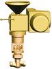 Weld End Bellows-type Globe Valve -- NUCA-B (SiWi)