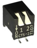 DIP Switches -- 193-2MSN-ND - Image