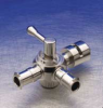 3 Way Miniature Plug Valve