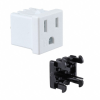 Power Entry Connectors - Inlets, Outlets, Modules -- Q996-ND