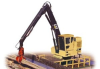 519 SM Stationary Mount Knuckleboom Loader