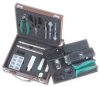 Fiber Optic Tool Kit,1.25,2.5mm VFL,14Pc -- 22C715