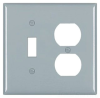 Standard Wall Plate -- SP18-GRY - Image
