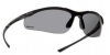 Bolle Safety Contour Polycarbonate Safety Glasses - Gray Frame - Wrap Around Frame - 054917-27740 -- 054917-27740