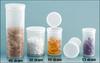 Plastic Vials, Natural Polypropylene Squeeze Top Vials -- 0745-05B