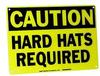 Safety Sign -- 86H6253