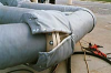 Removable Insulation Covers -- RapidWrap - Image