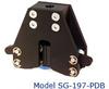 Rubber Dogbone Grip -- Model SG-197-PDB