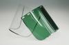 "United Brand Visors - Dark green > SIZE - 9""x15 1/2""x.040"" > UOM - 50/Box -- UAS3440RDG -- View Larger Image"