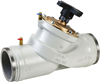 Oventrop Double Regulating and Commissioning Valve -- Series 7890 - Image