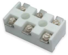 Ceramic Terminal Block,1-1/4x2-7/16 in. -- EHD-108-121