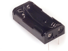 Battery Holders, Clips, Contacts -- BH2AAA-PC-ND