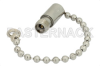 50 Ohm 0.5 Watts Precision Stainless Steel 2.92mm Female RF Load With Chain Up To 40 GHz -- PE6088