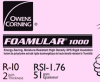 FOAMULAR 1000 High Compressive Strength Rigid Foam Insulation - Image