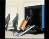 Apron Ramp,8 ft.,Aluminum,29 In,2500 lb. -- 8AHR6