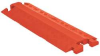 Cable Protector,11.5 x1.6 In,3 ft,Orange -- 3KUT9 - Image